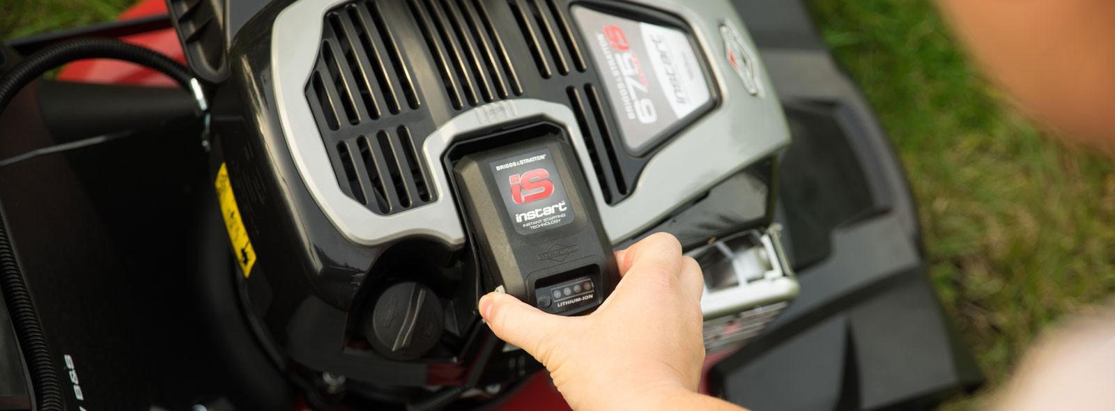 Briggs-and-stratton-nouveauté-batterie-moteur-instart